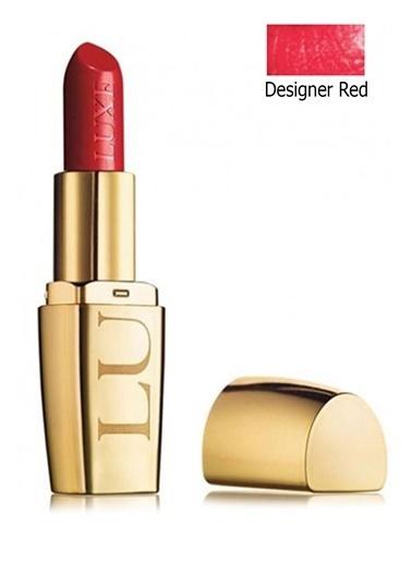 Avon Luxe Couture Creme Ruj Designer Red Kırmızı